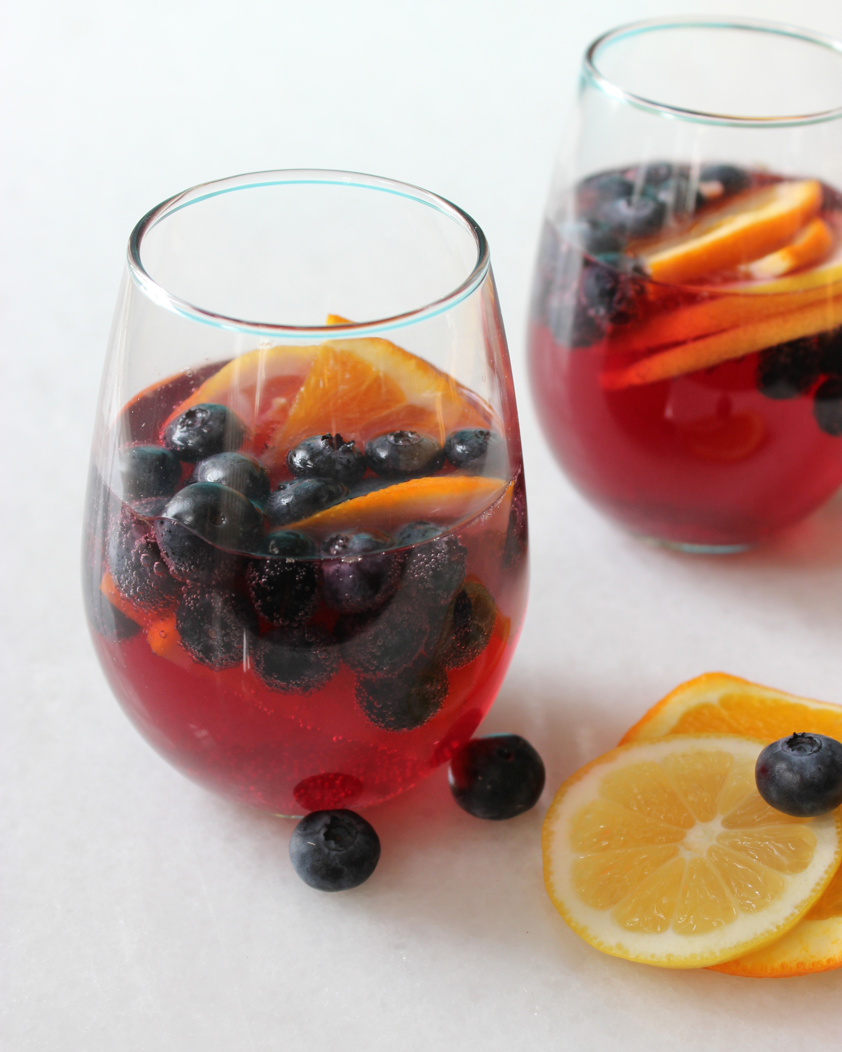 Blueberry Sangria